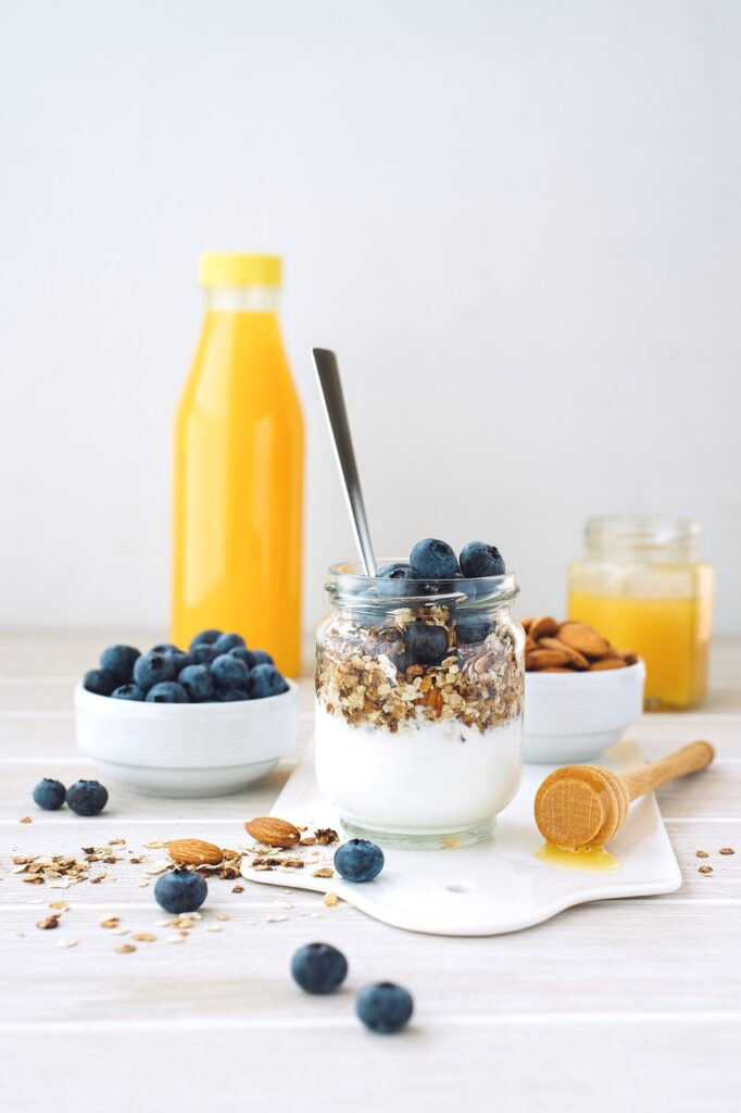 smoothie, food, healthy